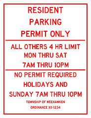 weehawken parking authority Enforcement – Weehawken Parking Authority